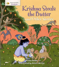Krishna Steals the Butter and Other Stories - By Anita Ganeri 9781848350083