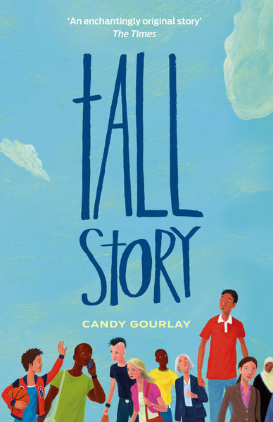 9781848531376 Tall Story - Signed Copy, by Candy Gourlay