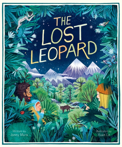 The Lost Leopard - Jonny Marx and Xuan Le