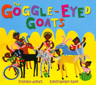 Goggle-Eyed Goats - Signed by Stephen Davies, Illustrated by Christopher Corr
