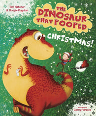 The Dinosaur That Pooped Christmas - Signed & Illustrated by Garry Parsons