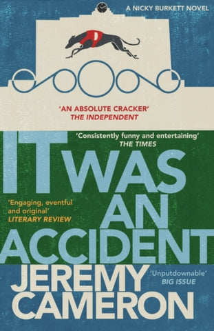 It Was an Accident - by Jeremy Cameron