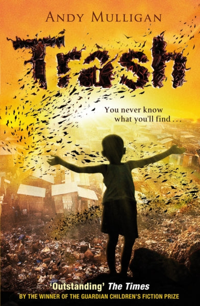 Trash - Signed Copy, by Andy Mulligan