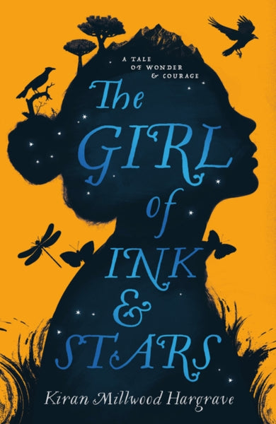 The Girl of Ink & Stars - by Kiran Millwood Hargrave 9781910002742