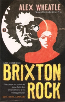 Brixton Rock - Signed Copy, by Alex Wheatle, Brixton Bard 9781901969153
