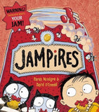 Jampires - Signed by Sarah McIntyre 9781910200124