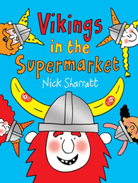 Vikings in the Supermarket-9781910200650
