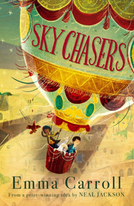 Sky Chasers - by Emma Carroll