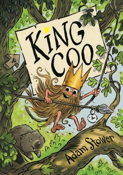 King Coo - by Adam Stower