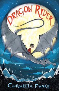 9781911077855 Dragon Rider - by Cornelia Funke