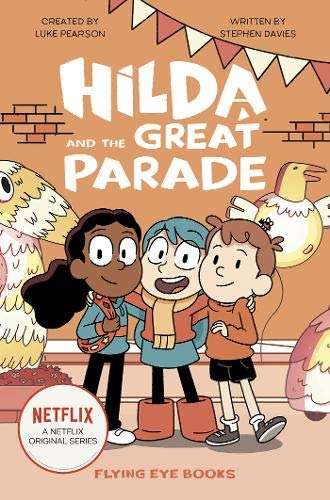 2 - Hilda and the Great Parade - Signed Copy, by Stephen Davies