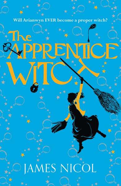 The Apprentice Witch - by James Nicol