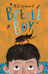Beetle Boy - Signed Copy, by MG Leonard