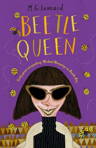Beetle Queen - Signed Copy, by MG Leonard
