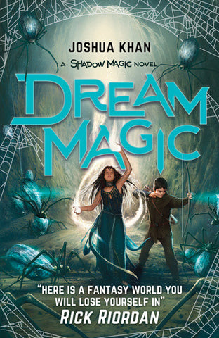 9781407172095 Dream Magic - Signed Copy by Joshua Khan