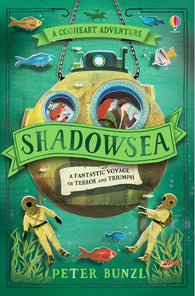 (PRE-ORDER) Shadowsea - Signed Copy, by Peter Bunzl
