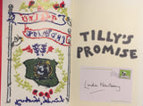 Tilly's Promise - Signed Copy, by Linda Newberry 9781781122938