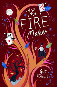 The Fire Maker - Signed by Guy Jones