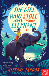 SHORTLISTED: The Girl Who Stole an Elephant - by Nizrana Farook