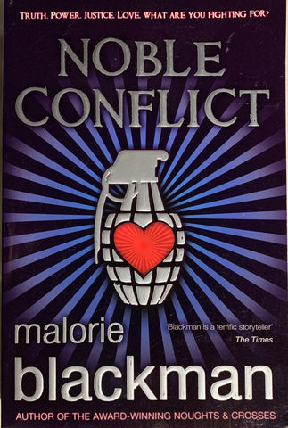 Noble Conflict - by Malorie Blackman