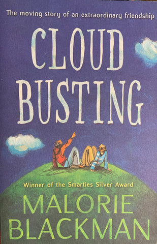 Cloud Busting - by Malorie Blackman