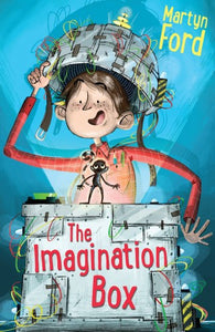 The Imagination Box - Signed Copy, by Martyn Ford 9780571311651