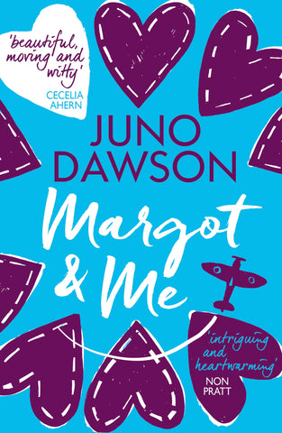 9781471406089 Margot & Me - Signed Copy, by Juno Dawson