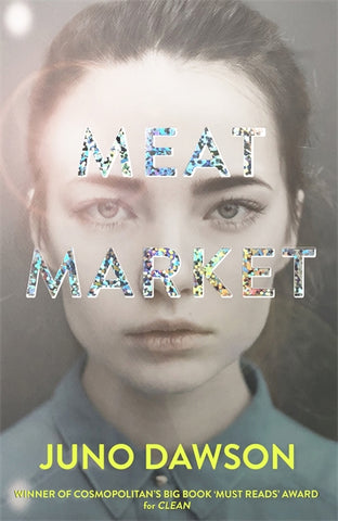 (PRE-ORDER) Meat Market - Signed Copy, by Juno Dawson 9781786540386
