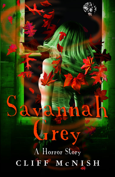 Savannah Grey - Signed Copy, by Cliff McNish 9781842556320