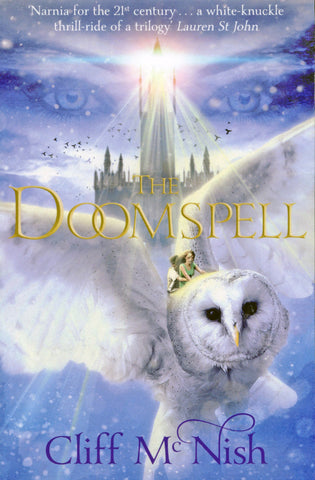The Doomspell - Signed Copy, by Cliff McNish 9781858818504