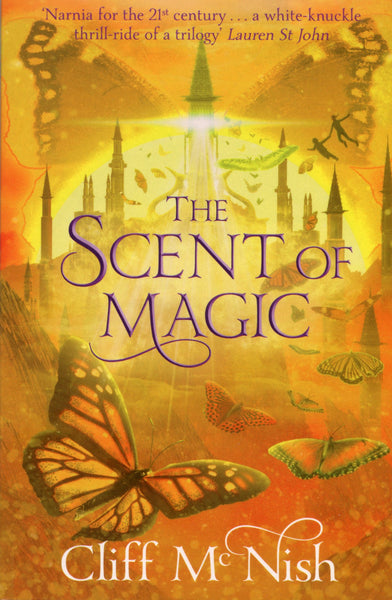 The Doomspell Book 2: The Scent of Magic - Signed Copy, by Cliff McNish