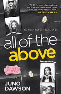 9781471404672 All of the Above - Signed Copy, by Juno Dawson