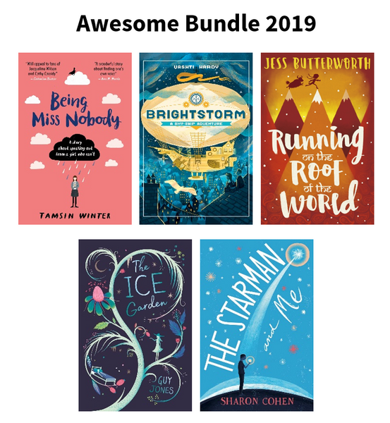 Awesome Book Awards Bundle 2019