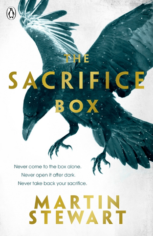 The Sacrifice Box - Signed Copy by Martin Stewart