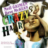 9780747595991 Crazy Hair - by Neil Gaiman, Signed & Illustrated by Dave McKean
