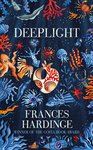 Deeplight - 1st Edition, Signed & Numbered Copy, by Frances Hardinge