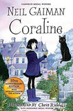 Coraline - by Neil Gaiman, Signed & Illustrated by Chris Riddell