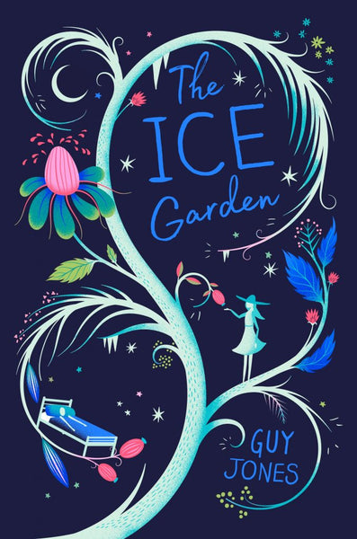 SHORTLISTED: The Ice Garden - Signed by Guy Jones