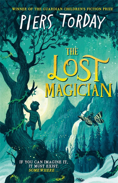 9781786540515 The Lost Magician - Hardback - by Piers Torday