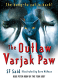 9780552572309 The Outlaw Varjak Paw - Signed Copy by SF Said