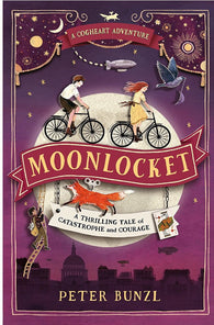 Moonlocket - Signed Copy, by Peter Bunzl 9781474915014