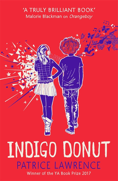 Indigo Donut - Signed Copy, by Patrice Lawrence