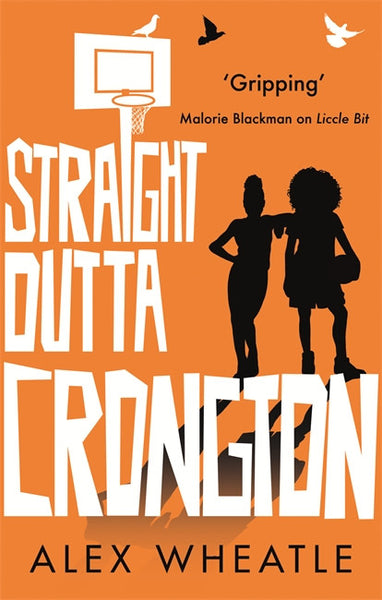 9780349002880 Straight Outta Crongton - Signed Copy, by Alex Wheatle, MBE (aka The Brixton Bard)