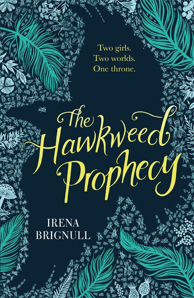 9781408341704 The Hawkweed Prophecy - by Irena Brignull
