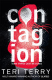 9781408341728 Contagion - Signed Copy, by Teri Terry