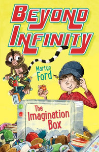 The Imagination Box 2: Beyond Infinity - Signed Copy by Martyn Ford 9780571311675