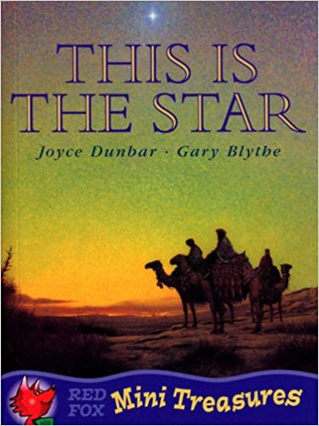 Mini Treasures: This is the Star, by Joyce Dunbar 9780552548830