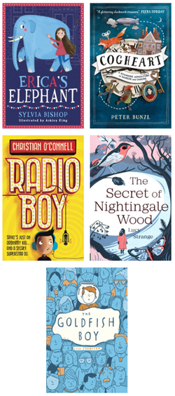 Awesome Book Awards 2018 Shortlisted titles
