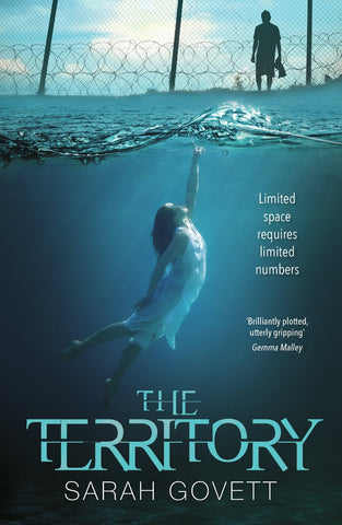 The Territory - Signed Copy, by Sarah Govett 9781910080184