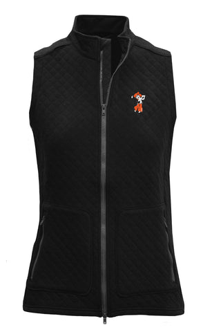 "Levelwear Ladies' ""Story"" Full Zip Vest"